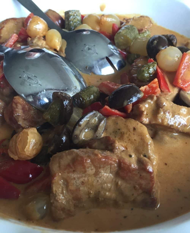 Kreolskans gryta - Recept från Hssons Skafferi
